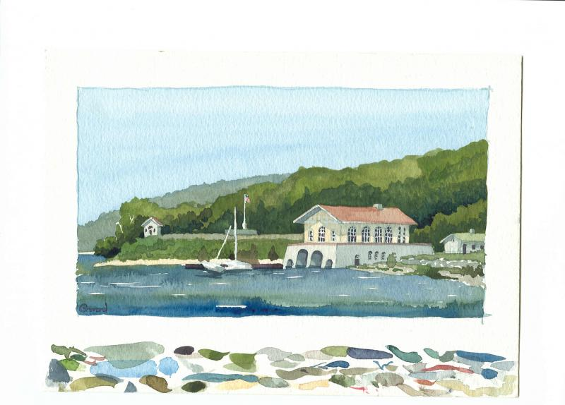 Boathouse Vista